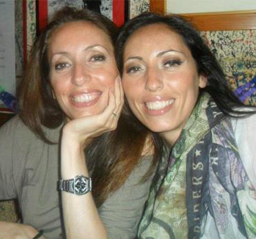 Rosy e Antonella Stammegna